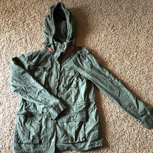 Green Utility Jacket